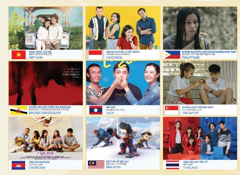 Tuần phim ASEAN: Nơi kết nối các nền văn hóa