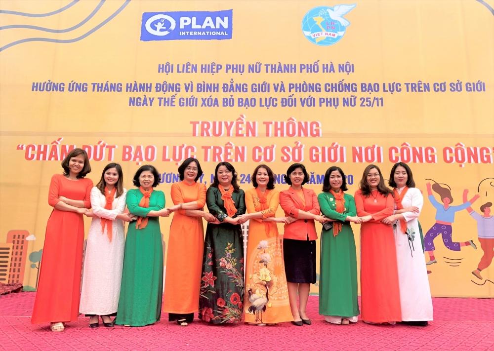 """Phụ nữ Thủ đô triển khai sâu rộng năm """"An toàn cho phụ nữ và trẻ em"""""""