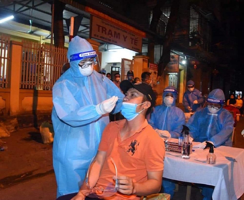 Nghệ An: Một bệnh nhân Covid-19 cao tuổi, nhiều bệnh nền tử vong