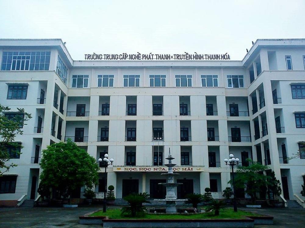 Thanh Hóa sáp nhập Trường Trung cấp Phát thanh - Truyền hình và Trường Trung cấp nghề Xây dựng
