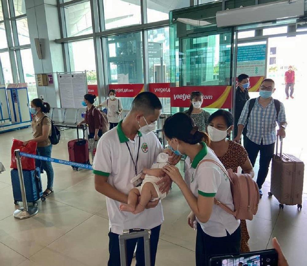 60 y, bác sĩ Nghệ An vào thành phố Hồ Chí Minh tham gia chống dịch Covid-19