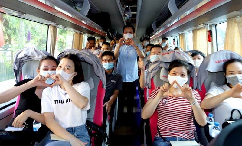 59 y, bác sĩ Thanh Hóa lên đường hỗ trợ thành phố Hồ Chí Minh chống dịch Covid-19