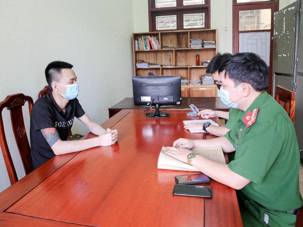 Hà Tĩnh: Bắt 3 nghi can ném bom xăng vào nhà cán bộ công an huyện