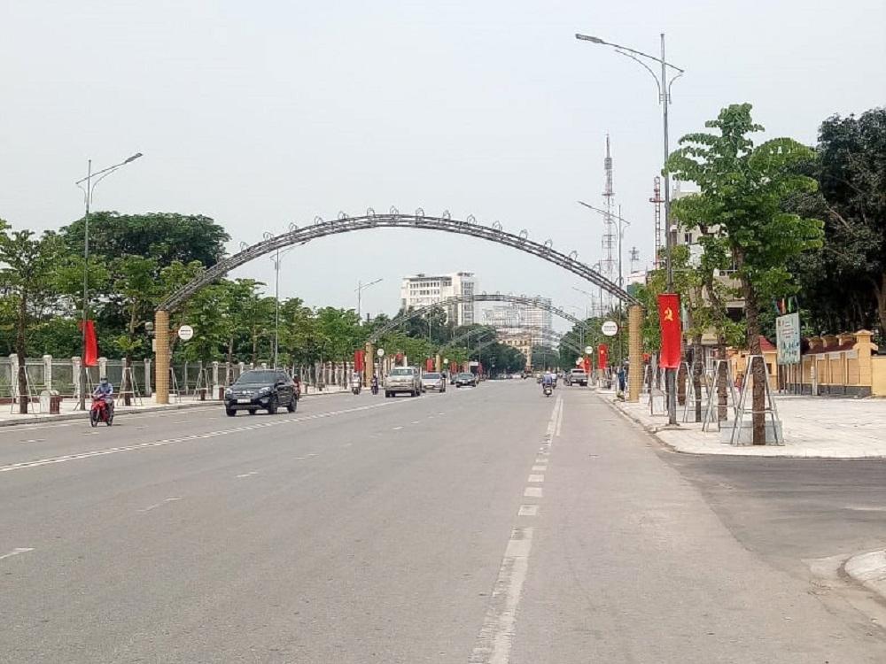 Nghệ An: Thành phố Vinh dừng áp dụng Chỉ thị 15 chuyển sang Chỉ thị 19