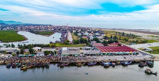 Hà Tĩnh đầu tư 60 tỷ đồng nâng cấp cảng cá Thạch Kim