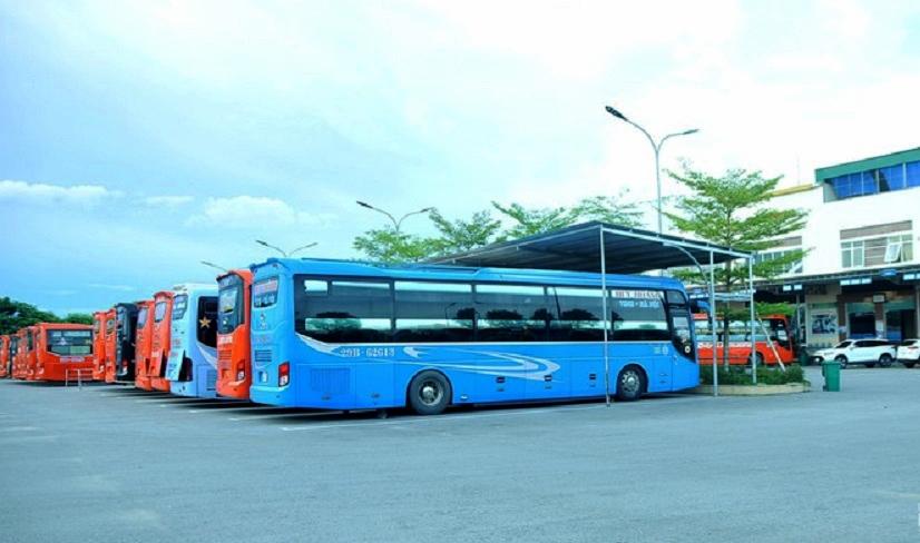 Nghệ An: Tạm dừng các tuyến vận tải khách đối với toàn bộ tuyến phía Nam và thêm 5 tuyến phía Bắc