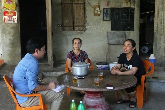 Nghệ An: Những cư dân không làng