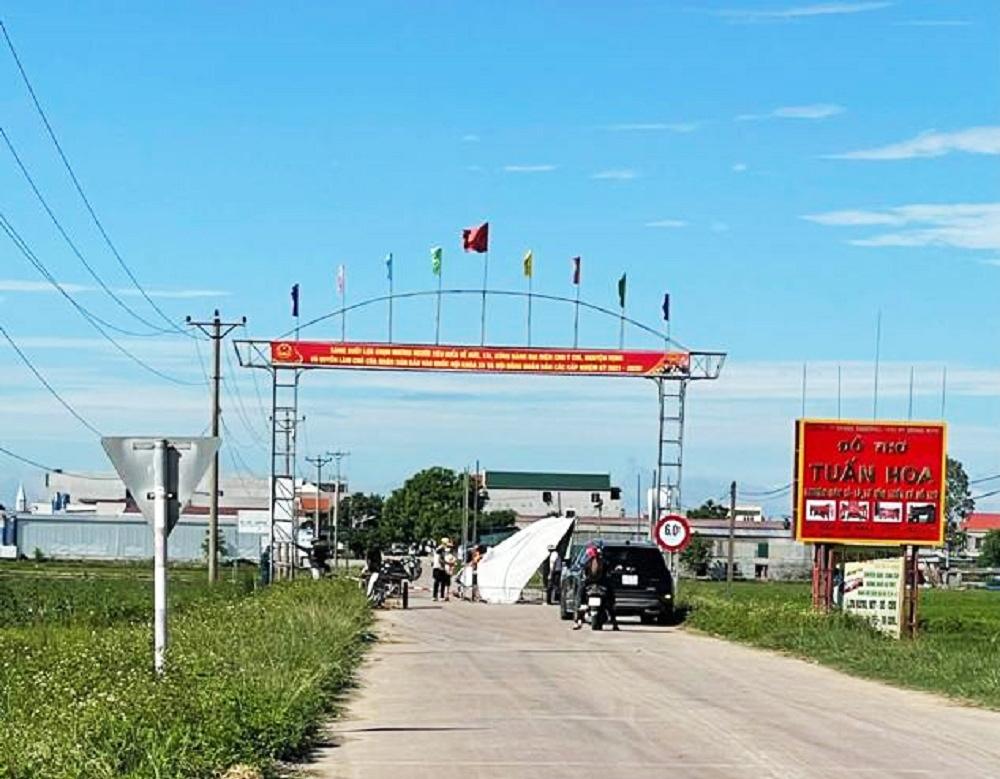 Nghệ An cách ly 2 xã của huyện Quỳnh Lưu theo Chỉ thị 16