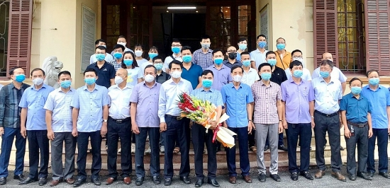 Thanh Hóa tiếp tục cử 50 thầy thuốc chi viện thành phố Hồ Chí Minh và Bình Dương