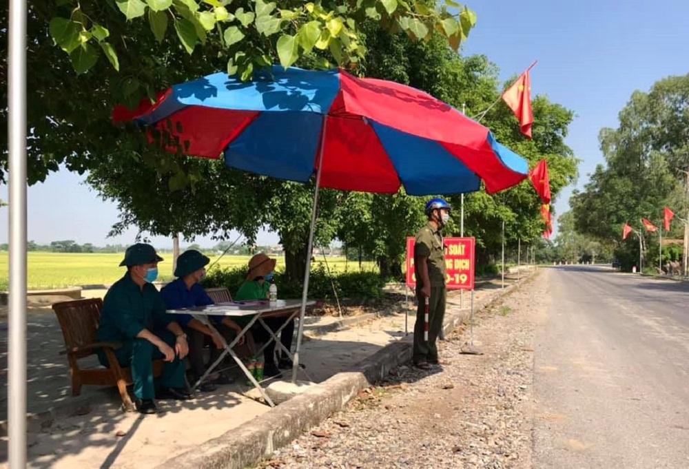 Nghệ An: Cách ly xã hội theo Chỉ thị 16 toàn huyện Quỳnh Lưu từ 0 giờ ngày 31/7