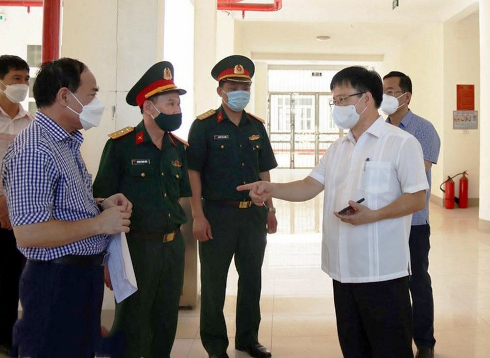 Nghệ An: Đón người dân trên chuyến bay đầu tiên từ các tỉnh phía Nam về quê tránh dịch