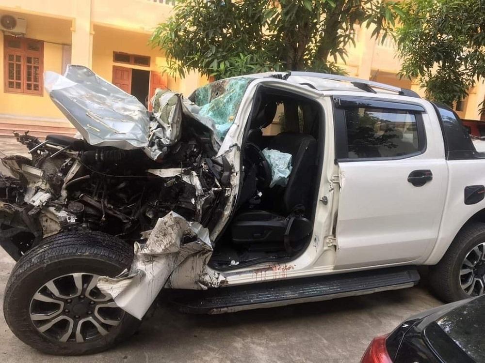 Nghệ An: Đoàn công tác Trung tâm Y tế huyện Kỳ Sơn bị tai nạn nghiêm trọng