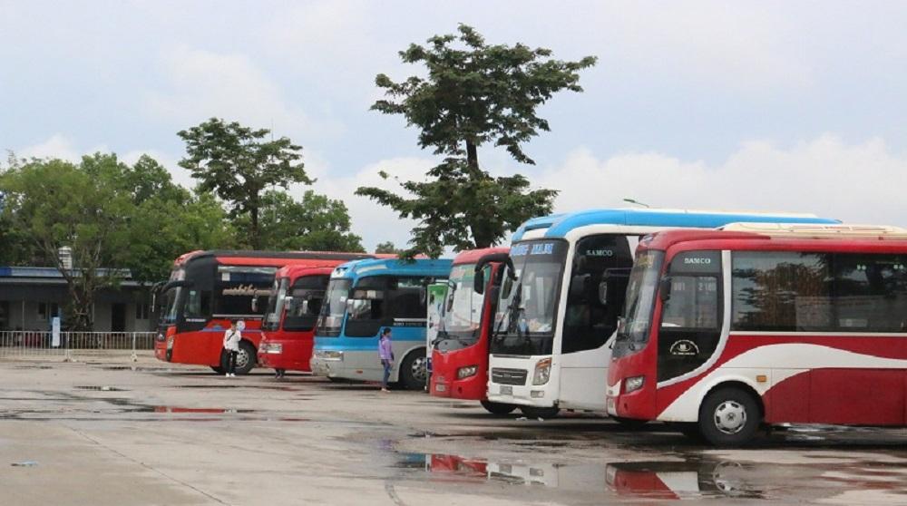 Thanh Hóa: Dừng hoạt động vận tải hành khách liên tỉnh đi đến các tỉnh phía Nam và ngược lại