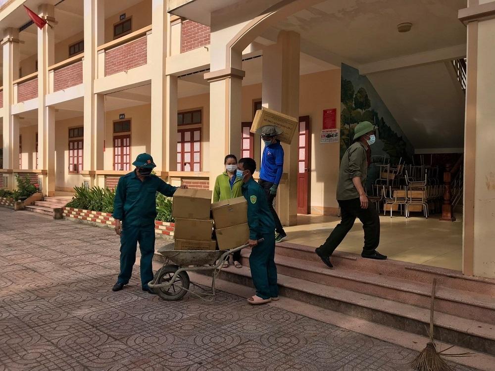3 huyện, thị xã ở Nghệ An cùng thực hiện giãn cách xã hội theo Chỉ thị 15