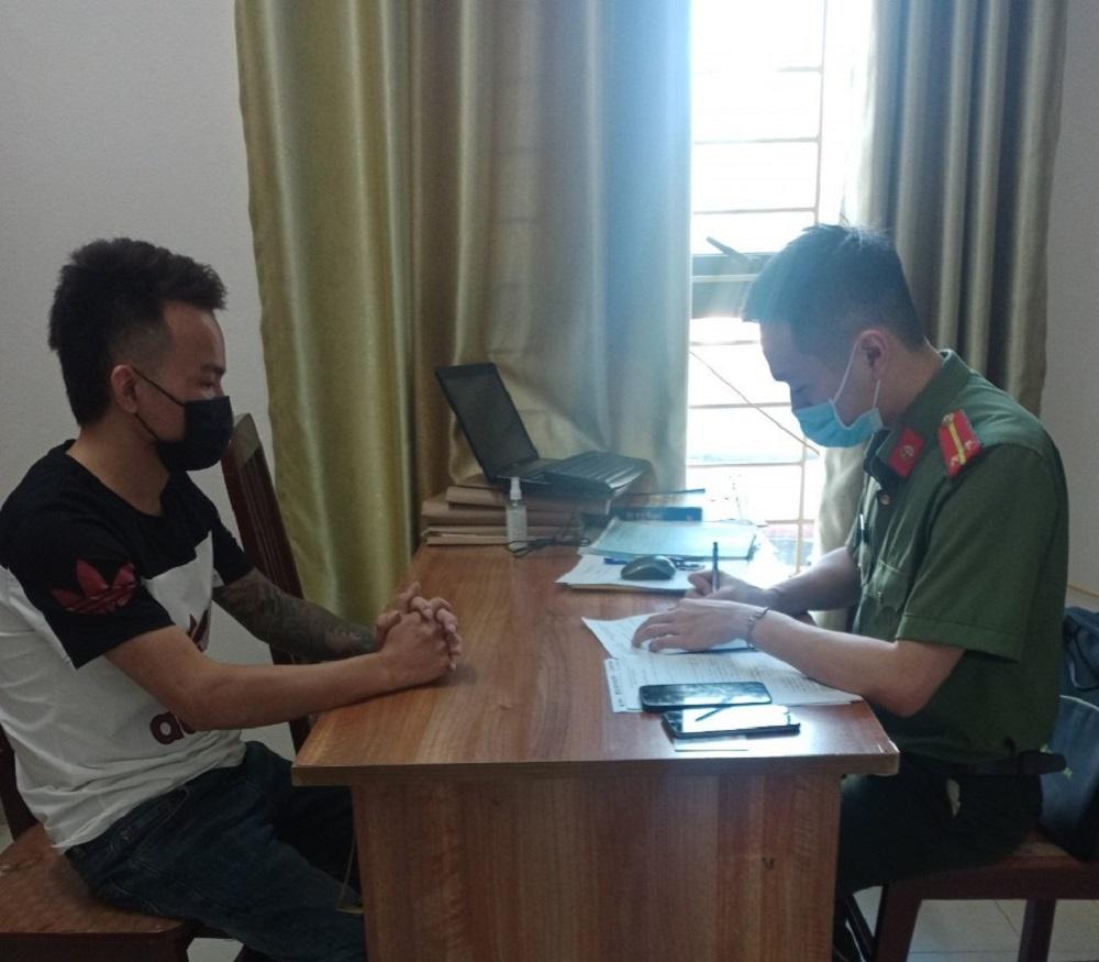 Công an thành phố Thanh Hóa xử lý 2 trường hợp đăng tải thông tin sai sự thật về dịch bệnh Covid-19