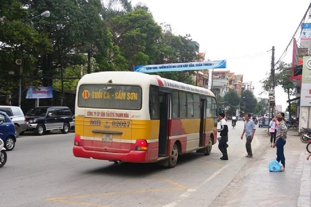 Thanh Hoá tạm dừng hoạt động vận tải bằng xe buýt trên địa bàn tỉnh