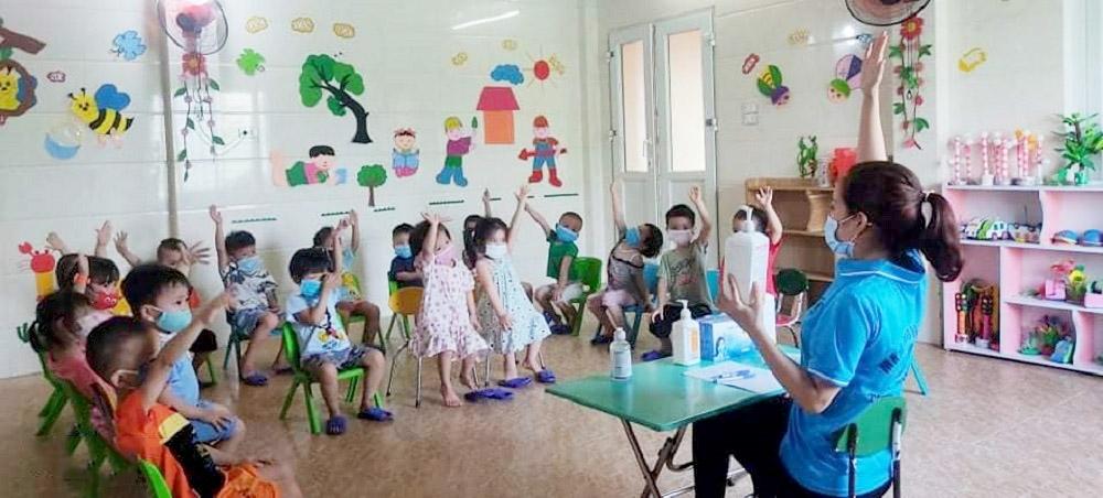 """Cần nhanh """"gỡ vướng"""" để giáo viên mầm non ngoài công lập ở Nghệ An được thụ hưởng chính sách an sinh"""