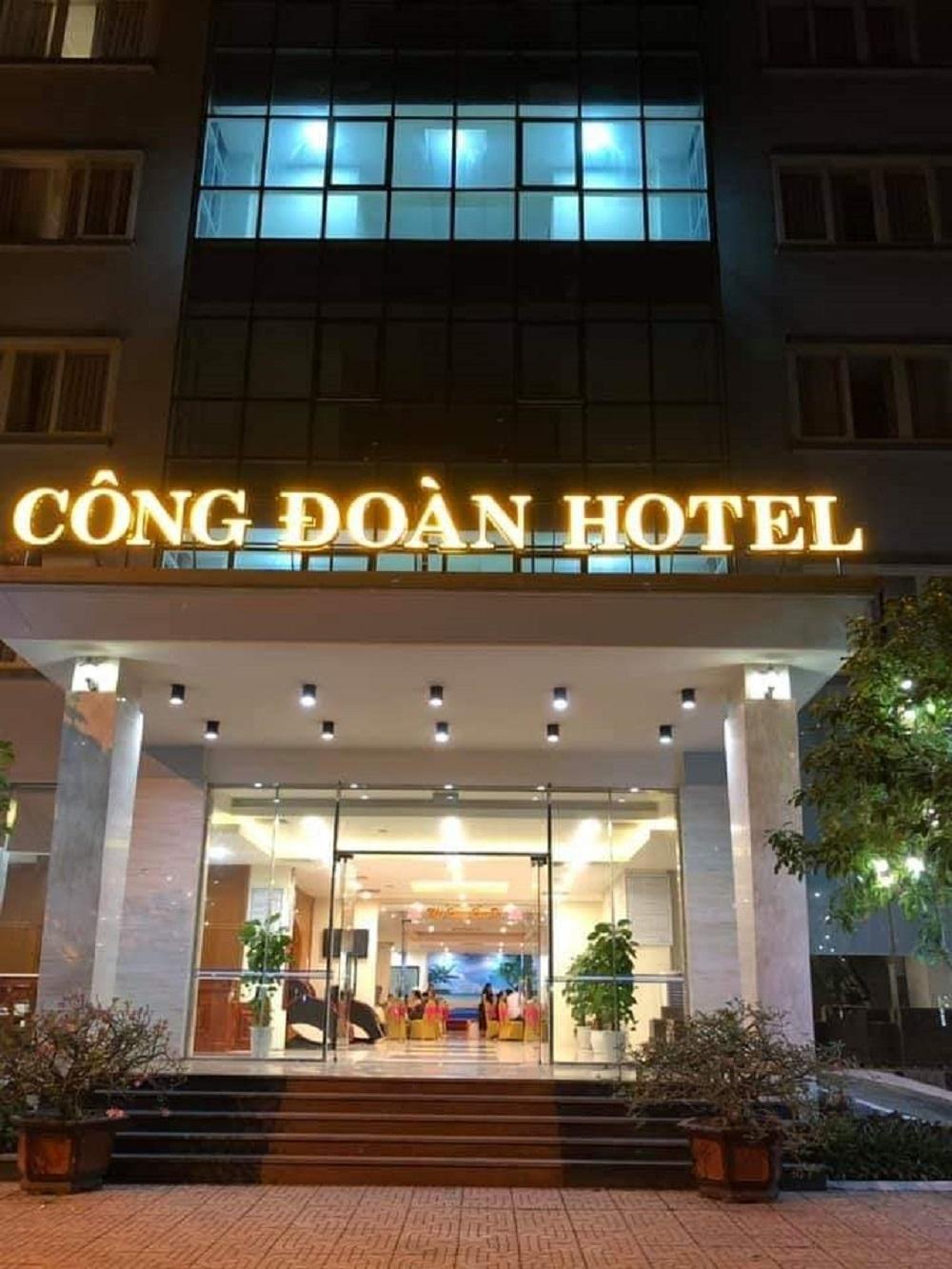 Nghệ An trưng dụng Khách sạn Công Đoàn Cửa Lò thành lập Bệnh viện Dã chiến số 6