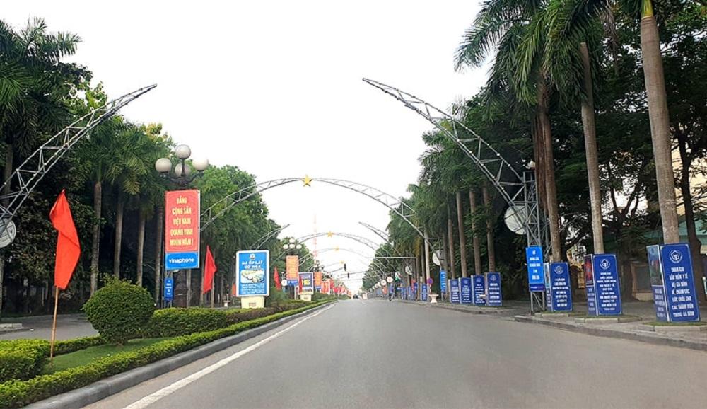 Thành phố Thanh Hóa tiếp tục giãn cách xã hội theo Chỉ thị số 16 thêm 7 ngày