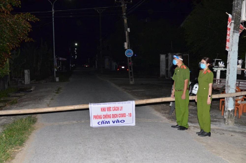 Thanh Hóa: Tiếp tục giãn cách xã hội trên địa bàn huyện Nga Sơn
