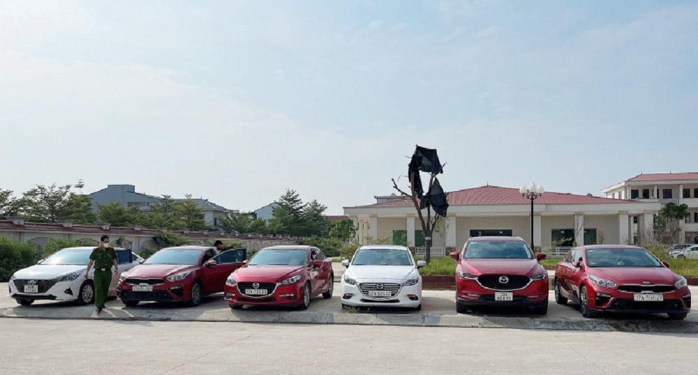 Nghệ An: Giả làm giám đốc doanh nghiệp lừa thuê xe ô tô, bán lấy tiền tiêu xài
