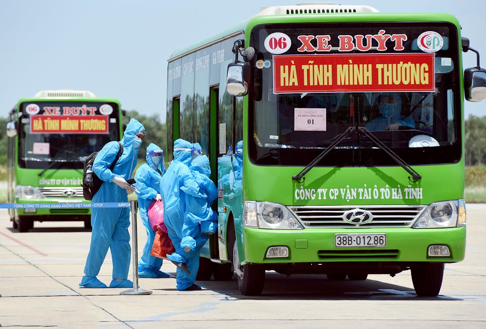 Hà Tĩnh sẽ đón công dân mang thai ở miền Nam có nguyện vọng về quê