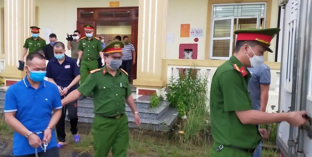 Thanh Hóa: Một án tử hình, ba án chung thân cho những kẻ bắn Thiếu tá Công an hi sinh