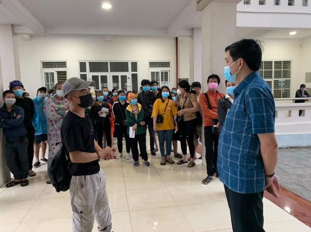 Công đoàn Nghệ An triển khai hỗ trợ người lao động về từ vùng dịch