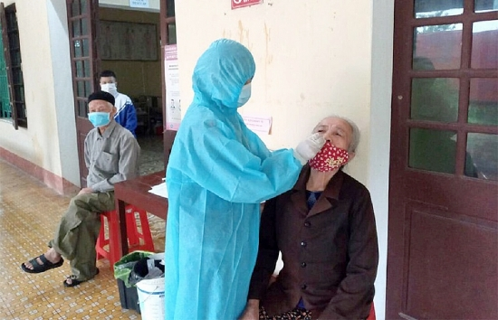 Thanh Hóa khẩn trương, quyết liệt xử lý ổ dịch Covid-19 tại thị xã Bỉm Sơn