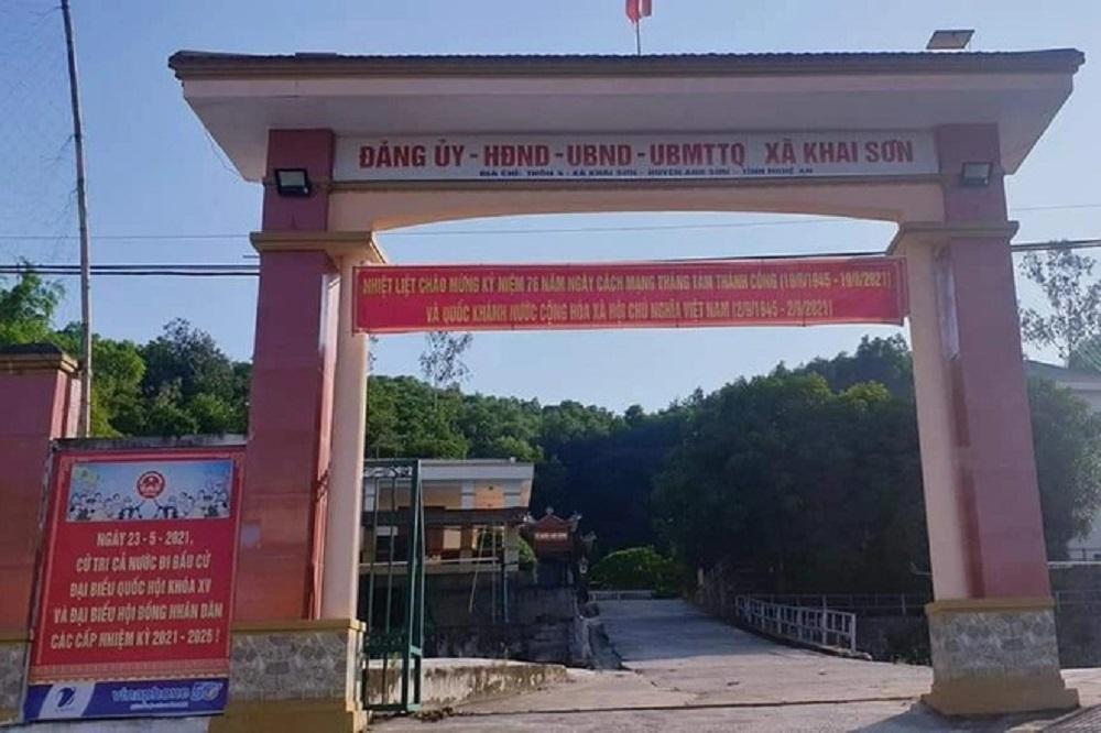 Nghệ An: Bắt giam nữ chủ tịch xã và công chức địa chính do có sai phạm trong chi trả tiền hỗ trợ thiệt hại do lũ lụt