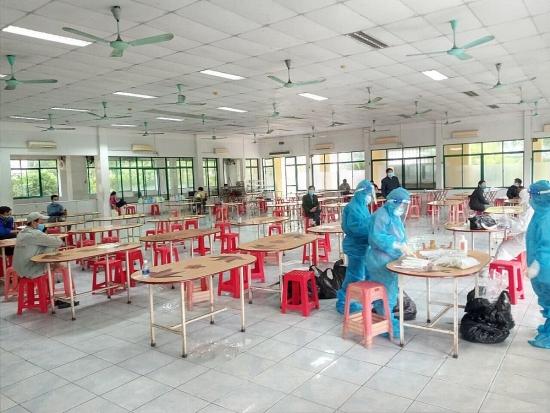 Thanh Hóa: Ổ dịch Covid-19 tại thị xã Bỉm Sơn đã lên đến 86 F0