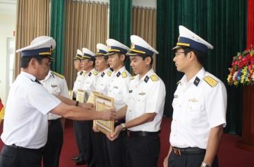 Vùng 2 Hải quân quyết tâm bảo vệ chủ quyền biển đảo của Tổ quốc