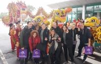 Huế: Đón những khách đầu tiên đến Cố đô ngày đầu năm mới
