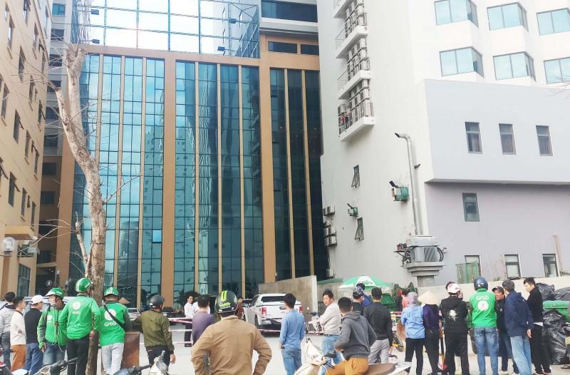 Đà Nẵng: Rơi từ chung cư cao tầng, người đàn ông nước ngoài tử vong