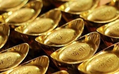 Giá vàng SJC và giá vàng thế giới cùng tăng