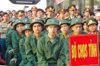 Thừa Thiên - Huế: Hơn 1.400 thanh niên lên đường nhập ngũ