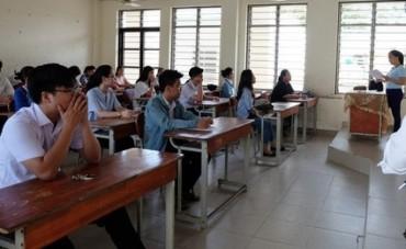 Hoàn tất công tác chuẩn bị kỳ thi THPT Quốc gia năm 2018