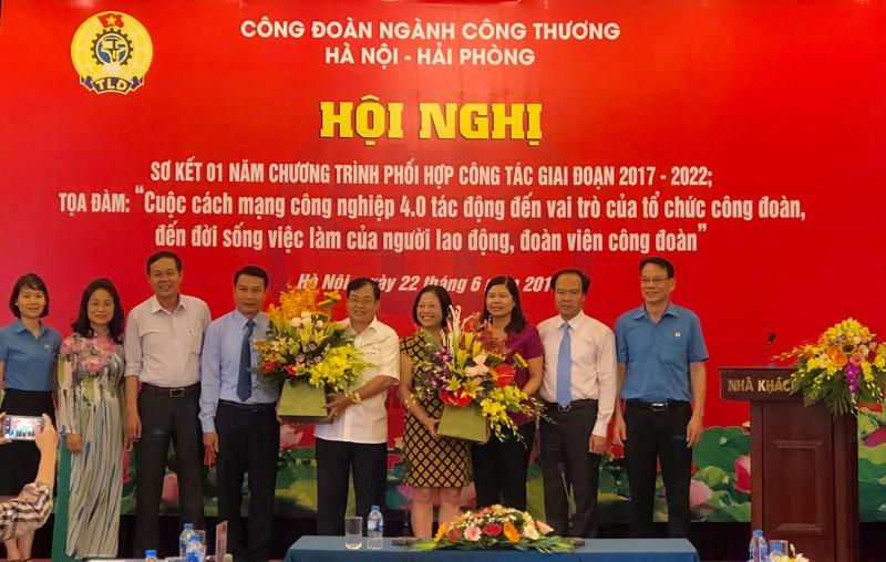 so ket 1 nam chuong trinh phoi hop cong tac voi hai phong