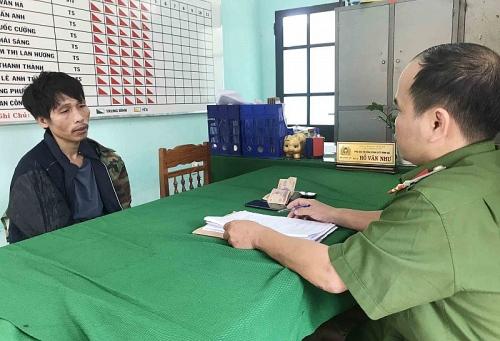 """Thừa Thiên Huế: Bắt """"siêu trộm"""" mang nhiều tiền án tiền sự"""