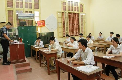Thừa Thiên Huế: Nhiều thí sinh vắng mặt tại kỳ thi THPT Quốc gia năm 2019