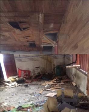 Công an vào cuộc điều tra vụ nổ lớn làm rung lắc ngôi nhà 5 tầng