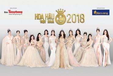 Gala 30 năm Hoa hậu Việt Nam