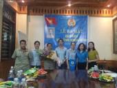 Thành lập CĐCS Công ty cổ phần CNC Hodings Việt Nam