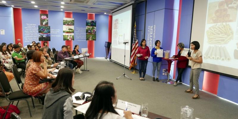 """Đại sứ quán Hoa Kỳ công bố đội chiến thắng cuộc thi """"Khởi nghiệp vì Môi trường"""""""