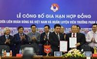 Hiện thực hóa giấc mơ bóng đá Việt Nam vươn tầm thế giới