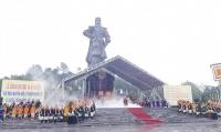 Huế: Tái hiện ngày Nguyễn Huệ lên ngôi hoàng đế