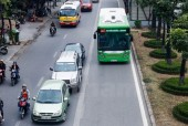 Năm 2017 triển khai BRT Kim Mã-Khu công nghệ cao Hòa Lạc
