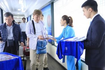 """Vietnam Airlines và Jetstar Pacific Airlines  """"Đón khách phương xa về nhà ăn Tết"""""""