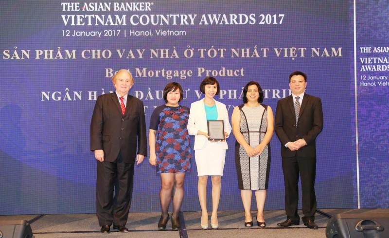 BIDV được bình chọn là thương hiệu ngân hàng đứng đầu Việt Nam