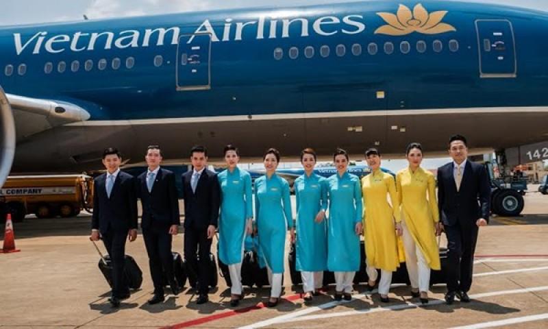 Vietnam Airlines đạt kỷ lục về chỉ số đúng giờ trong dịp Tết Đinh Dậu 2017